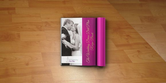 Wedding Magazine Covers Template by Leza on Creative Market