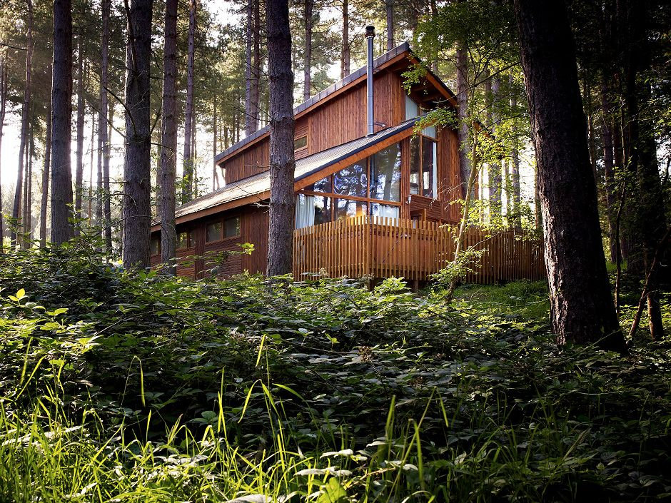 Gentil Forest Cabins In The U.K.