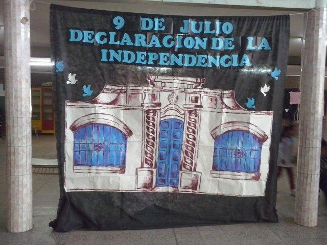 Pin by maria jose novillo on cole pinterest for Decoracion 9 de julio