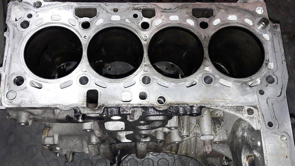 Engine cylinder block 781059606 bmw n47d20c n47d20d n47 116d 118d