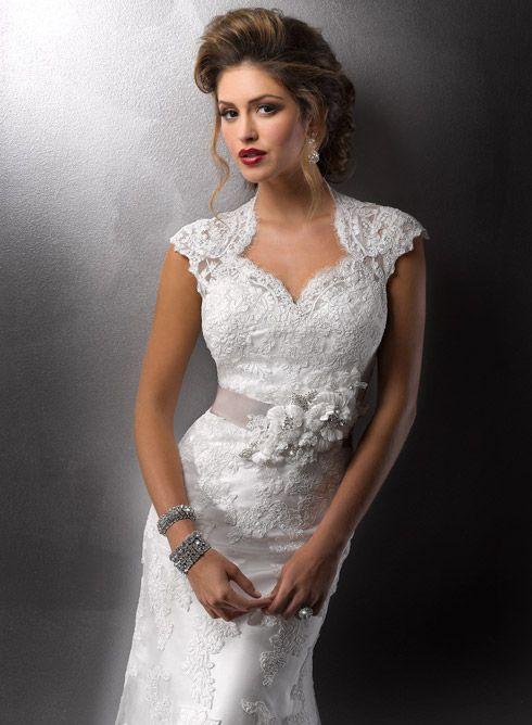 Vintage Wedding Dresses Maggie Sottero : Maggie sottero wedding dresses sottero gowns and