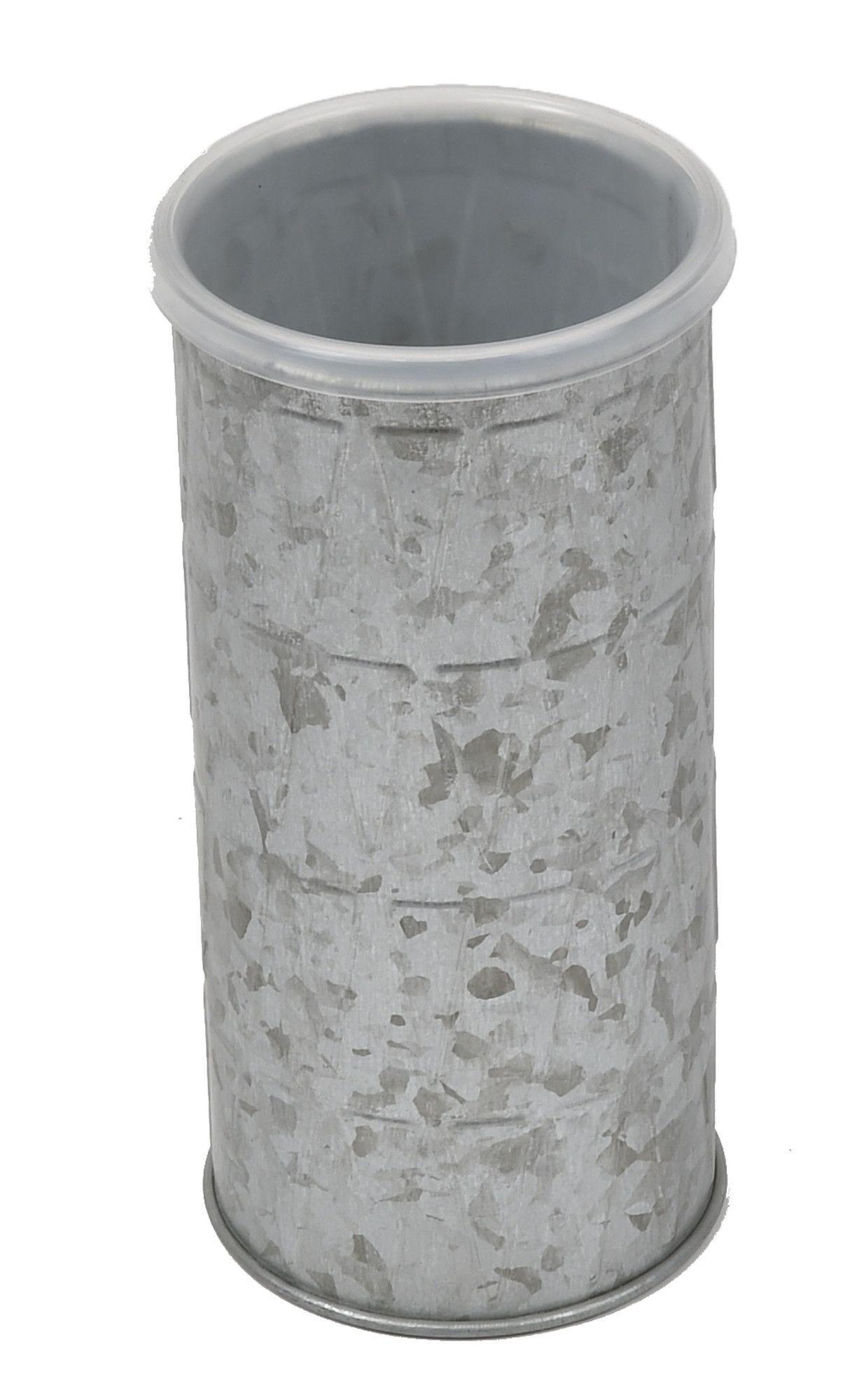 Retro Galvanized Metal Bath Tumbler Products