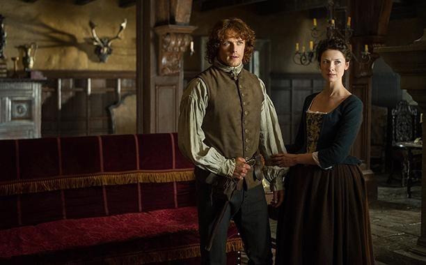 'Outlander': Sweating the Details to Make Lallybroch Feel Like Home | | EW.com