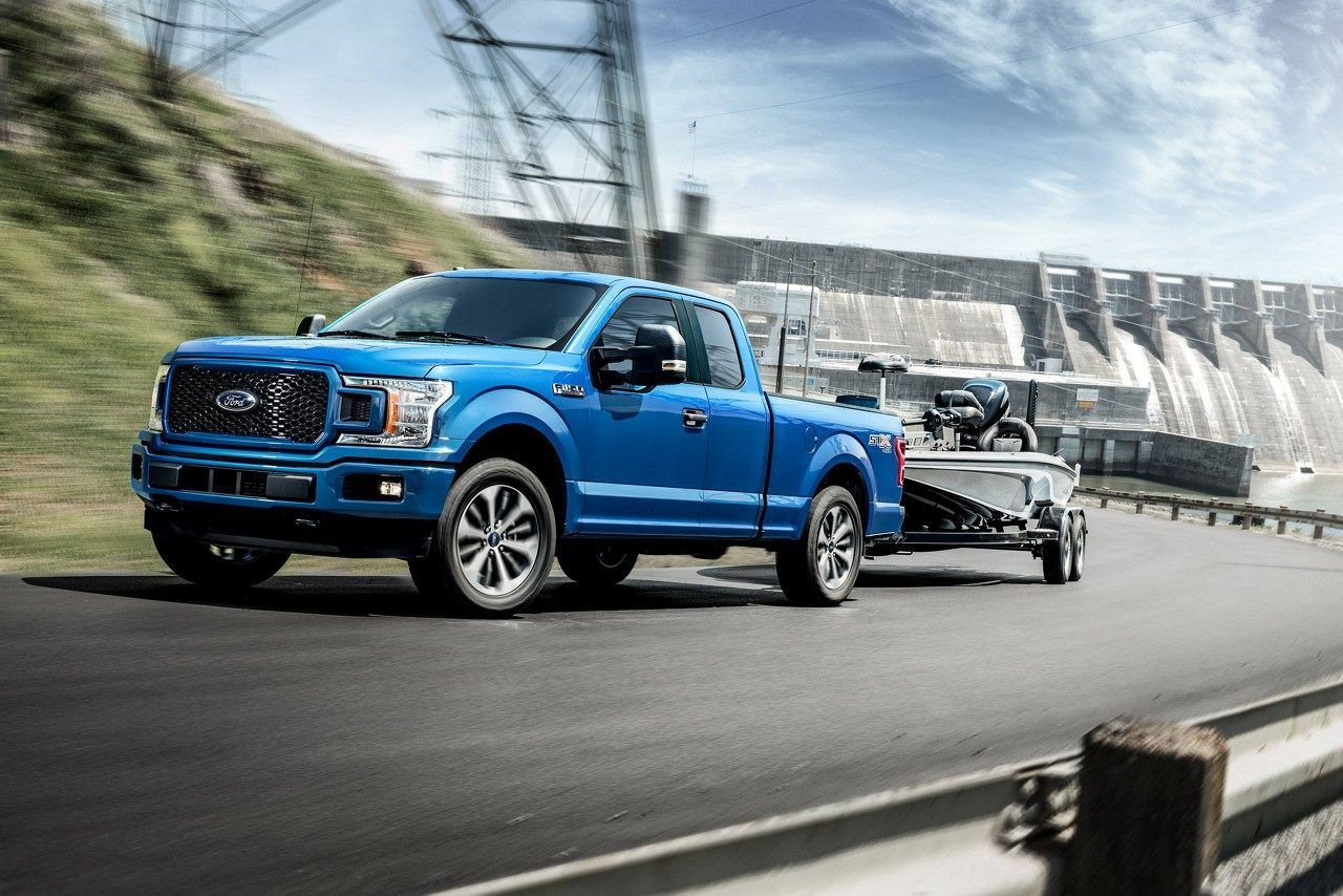 STX Appearance Package 2018 Ford F150 (With images