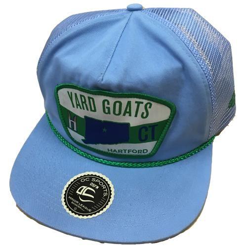 c5a49e70140 Hartford Yard Goats OC OSFM Uncle Charlie Mesh in Light Blue
