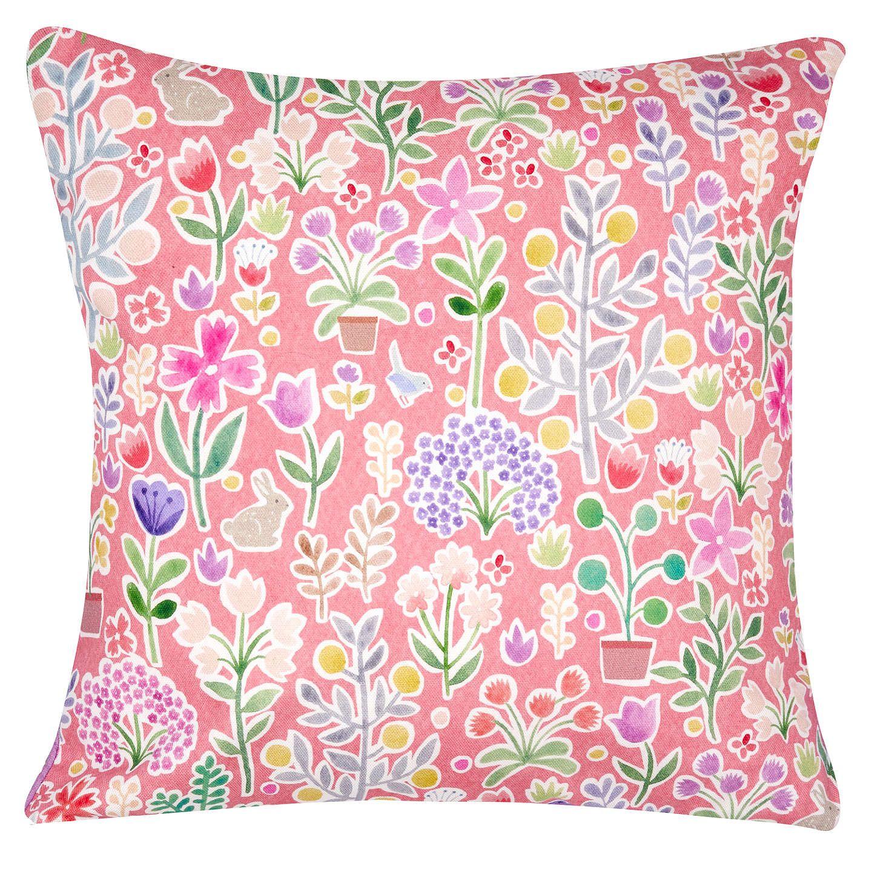 Little home at john lewis country fairies print cushion at john