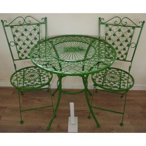 French Bistro Kitchen Table And Chairs French Ornate