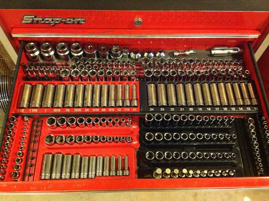 Who Has A Full Socket Set Up And How Is It Organized