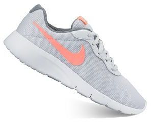 nike tanjun print grade school girls' shoes nz