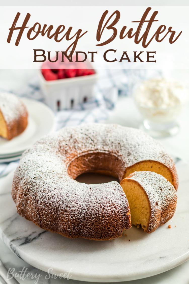 Honey Butter Bundt Cake