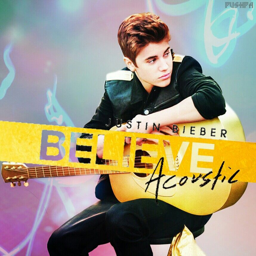 Justin Bieber Believe Acoustic cover made by Pushpa | Justin bieber believe,  Justin bieber, Acoustic covers