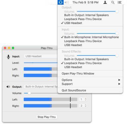 SoundSource 3.0.3 for Mac 破解版 音效增强软件 Free online
