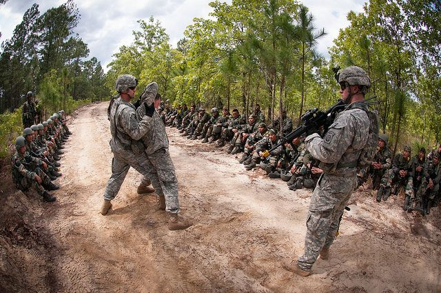 Joint Training Army Soldier United States Army Fort Bragg
