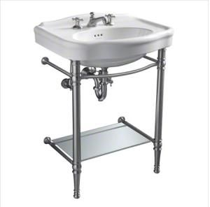 The 6 Best Sink Ideas For A Small Bathroom Console