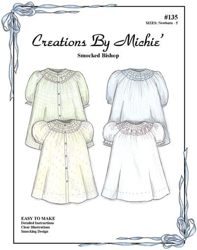 a84363554c Smocked Bishop - Creations By Michie 135