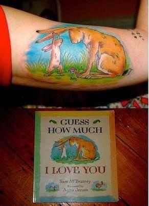 Child Book Tattoo Tattoos For Kids Love Yourself Tattoo Mom Tattoos