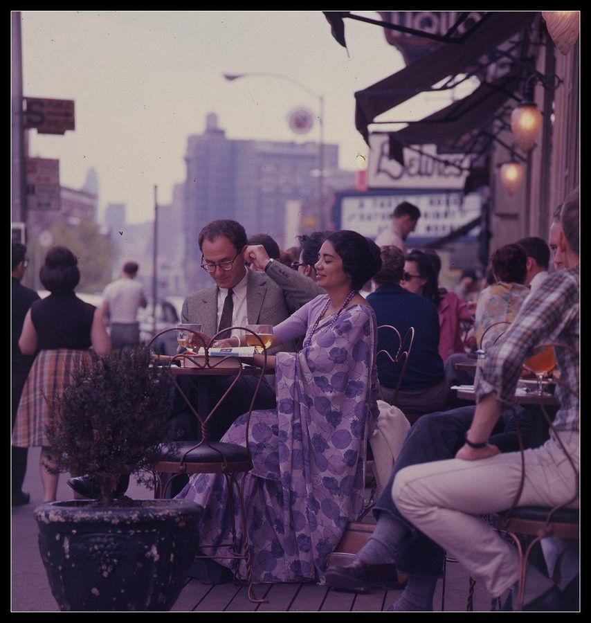 #GreenwichVillage #Restaurants in the '50s and '60s