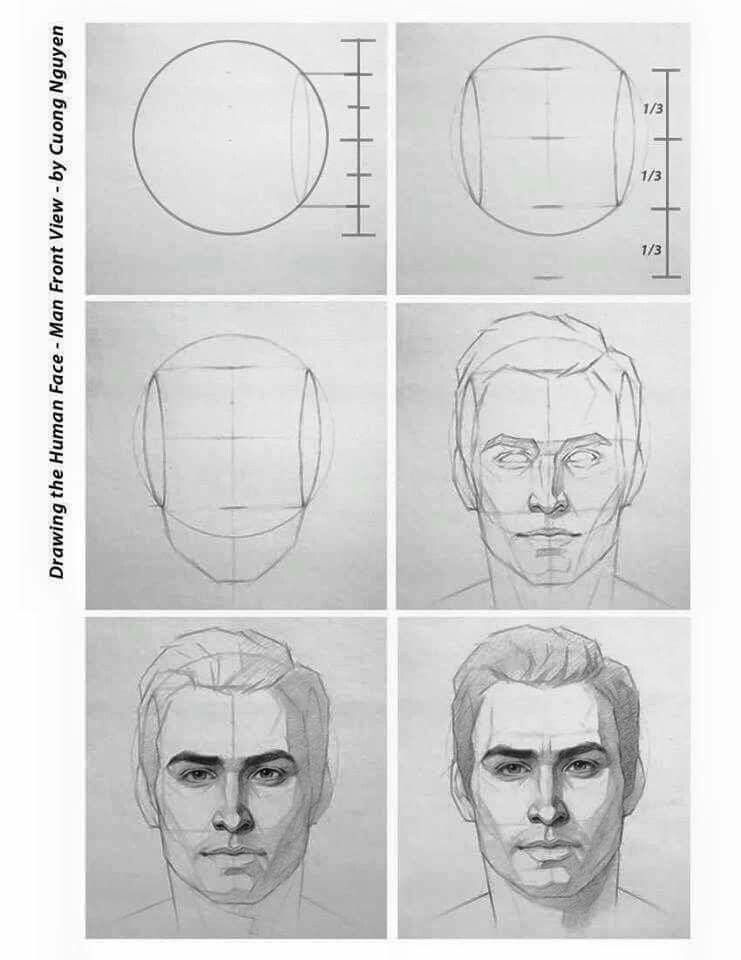 References The Human Body Face Drawing Reference Drawing Tutorial Face Drawing People