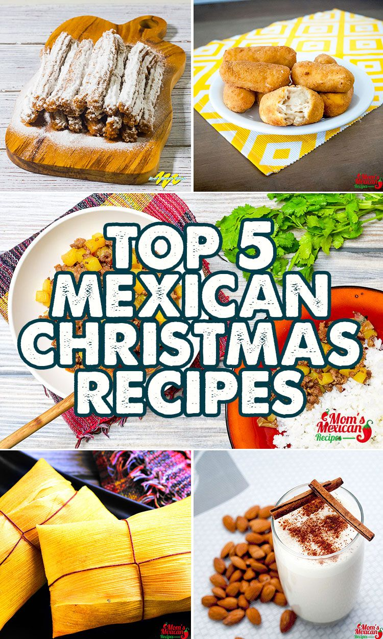 Traditional Mexican Christmas Dinner Recipes : traditional, mexican, christmas, dinner, recipes, You'd, Bring, Mexico's, Delicious, Traditions, Holiday, Sea…, Mexican, Recipes,, Christmas, Dinner,