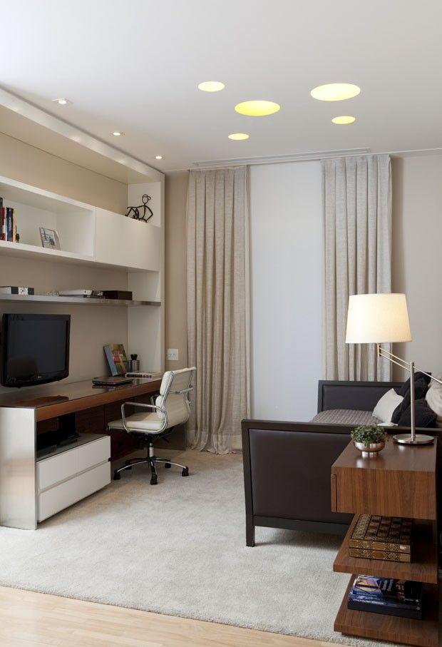 Imagem 47 estudios salas de tv modernas salas for Casa moderna tecnologica