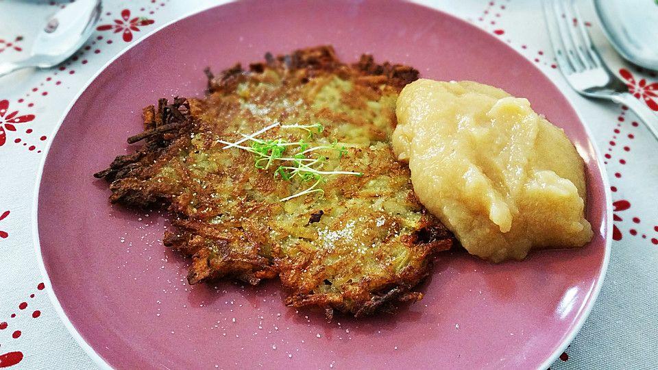 Kartoffelpuffer mit Flohsamenschalen, ein raffiniertes Rezept aus der Kategorie Vegan. Bewertungen: 1. Durchschnitt: Ø 3,0.