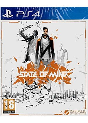 State Of Mind (PS4) | Xbox one, Nintendo switch, Xbox one s