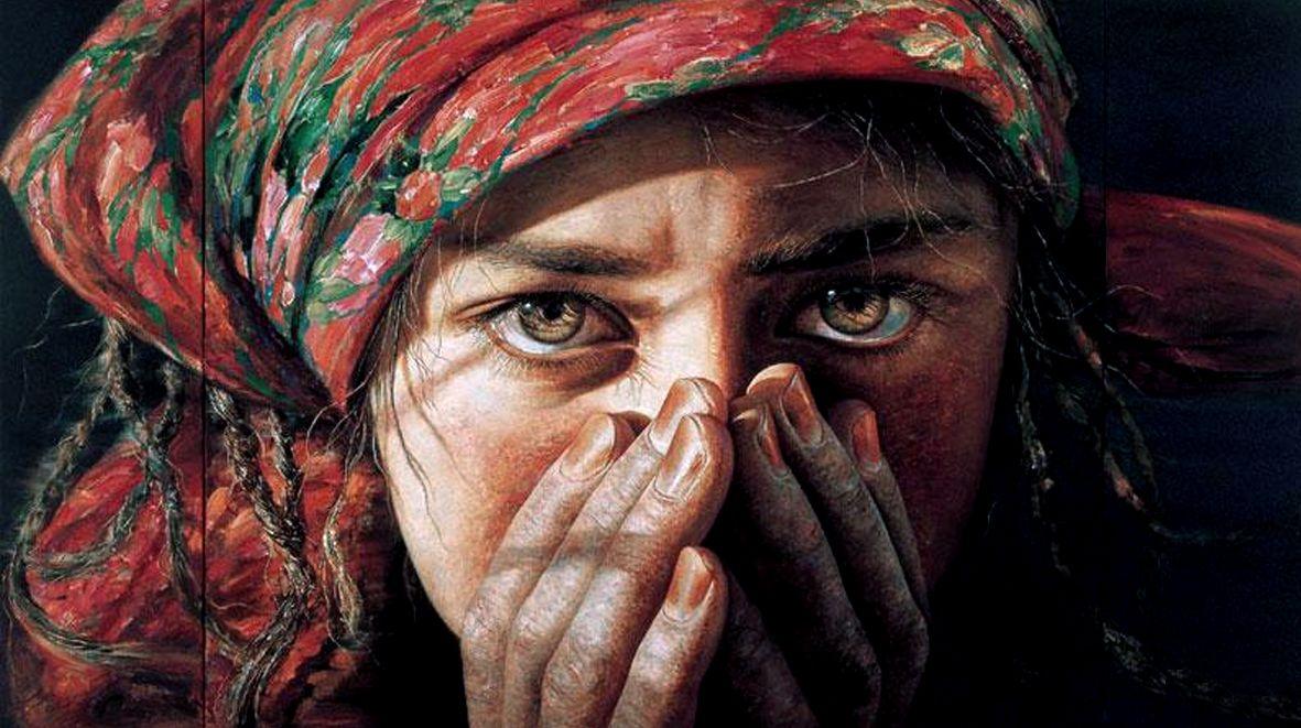 Yan Yaya - Chinese Painter