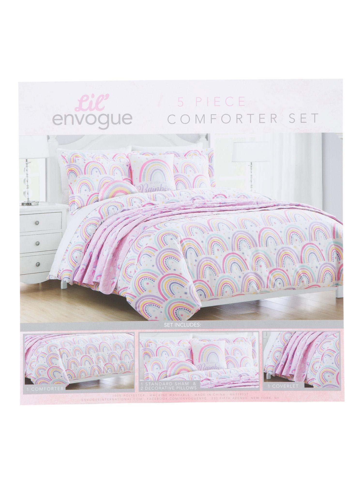Over The Rainbow Comforter Set in 2020 Comforter sets