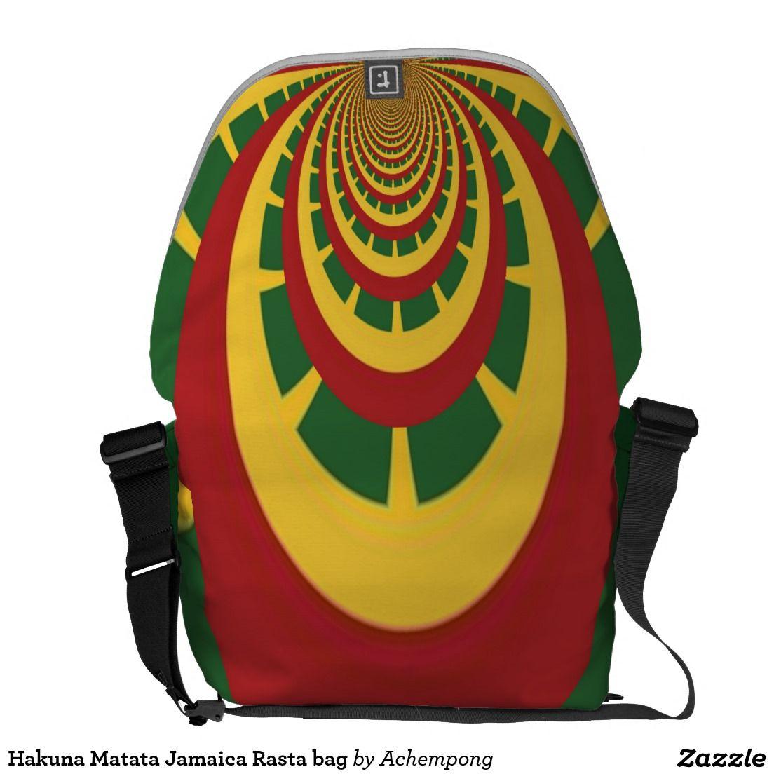 Bolso de Hakuna Matata Jamaica Rasta | Pinterest | Hakuna matata