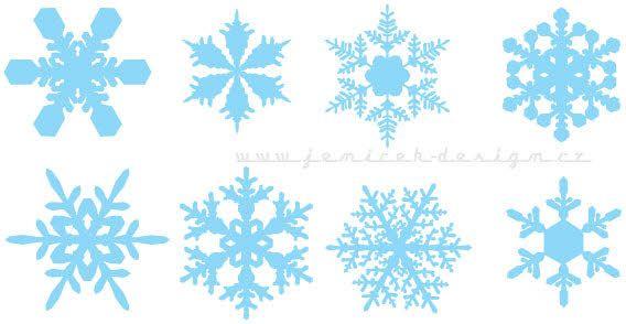 snowflake vector free