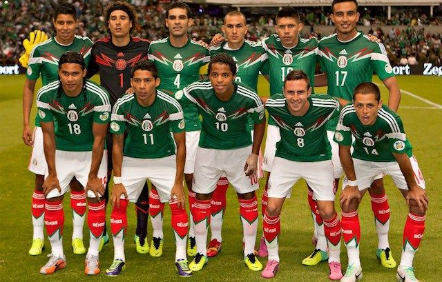 Mexico Soccer Team Mexico Team Mexico Soccer National Football Teams