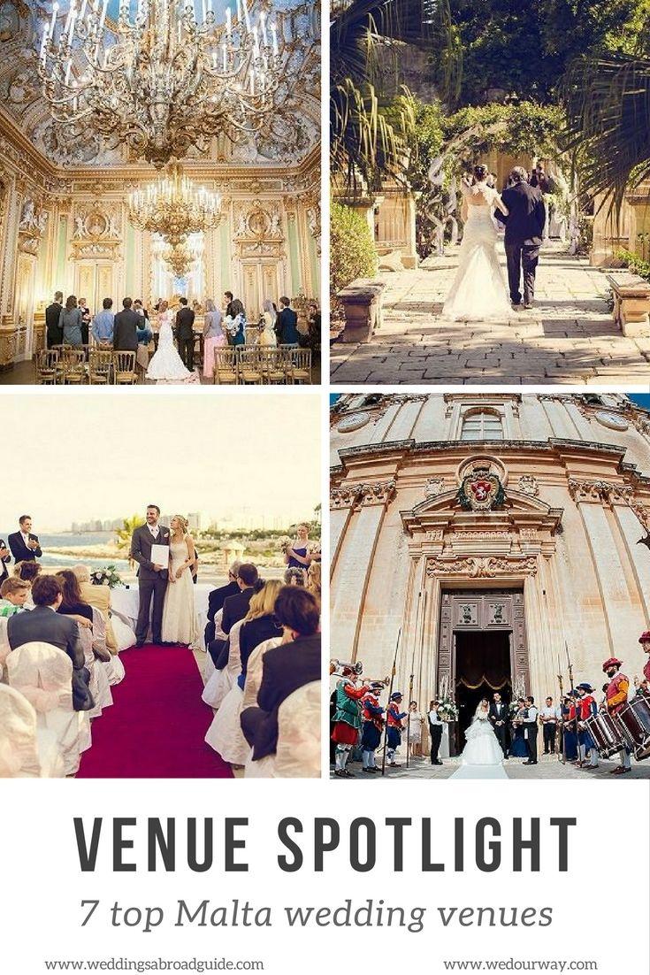 Malta Destination Wedding Guide Part 1
