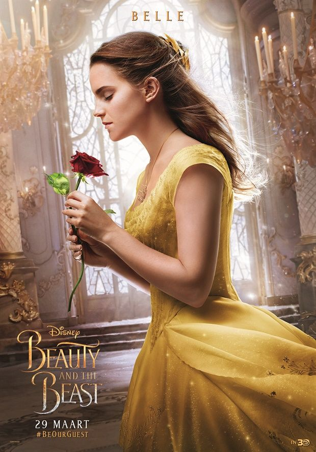977678aca25e7d Beauty and the Beast - character poster Belle