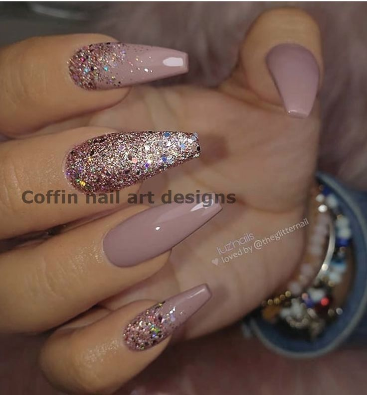 Coffin nail arts