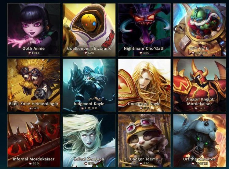 League of Legends Account Smurf | NA | Level 30 | Unranked