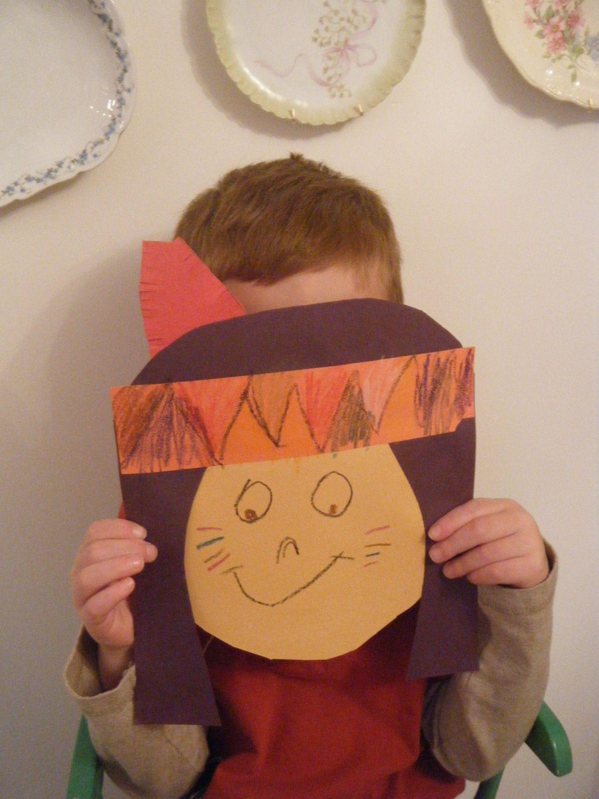 Makin Projiks A Thanksgiving Day Parade Of Kindergarten