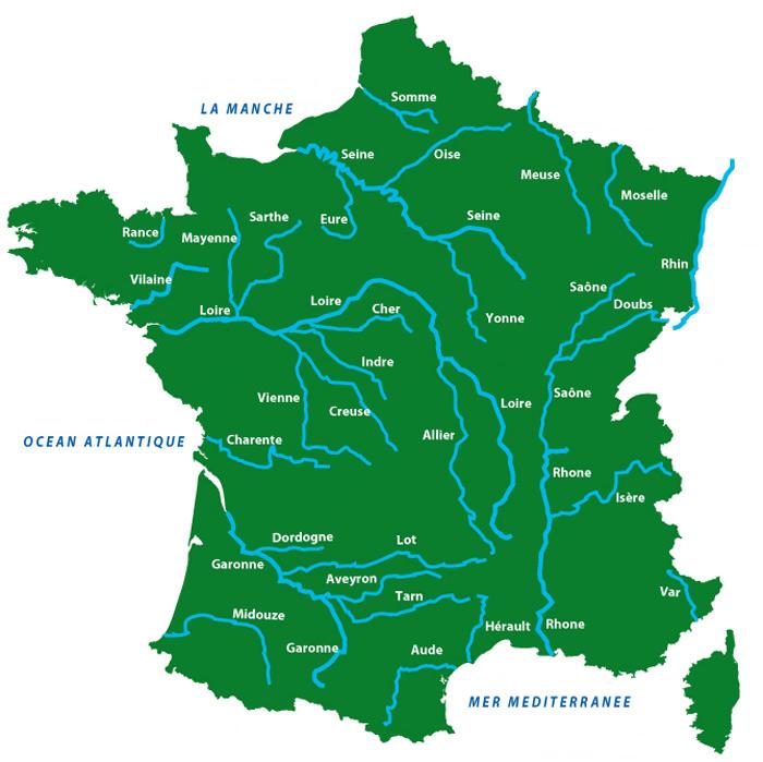 fleuves France