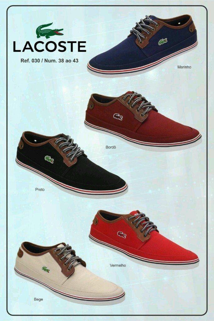 224af9ce6a5 Veja nosso novo produto Sapatos social da Nike adidas e lacoste ! Se  gostar