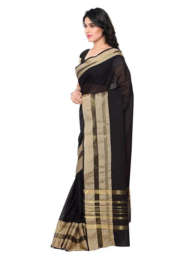 Inddus blended saree ind jk  black amazon also clothing rh pinterest
