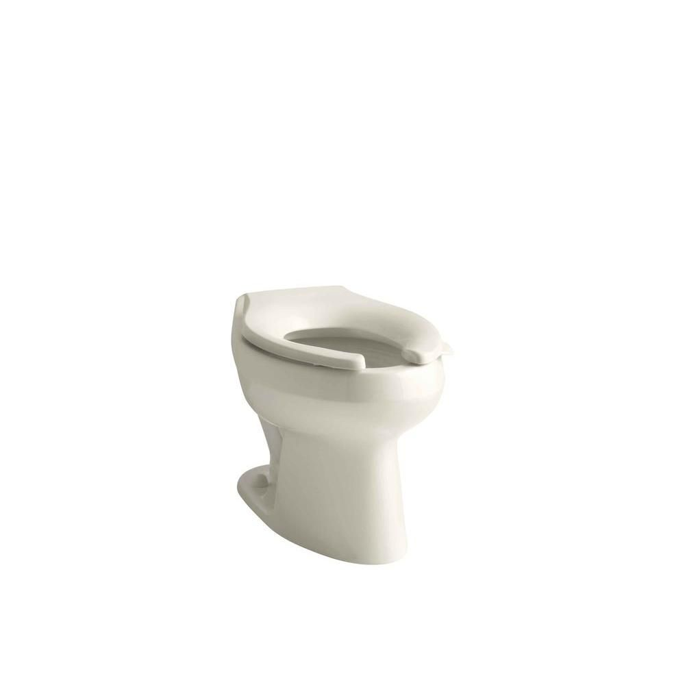 Kohler Wellworth Elongated Toilet Bowl Only In Toilet Bowl Toilet Kohler