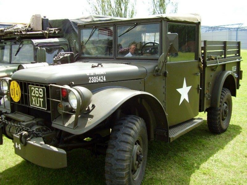 Dodge M37B1 Walk Around Military vehicles, Dodge