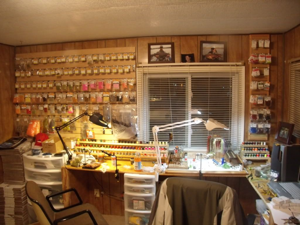 Fly Tying Bench Ideas Part - 46: Creative Fly Tying Storage Cabinet Ideas - Go Travels Plan