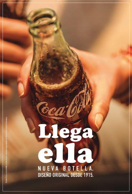 Coca-Cola estrena botella y campaña - Noticia - Gran Consumo ...