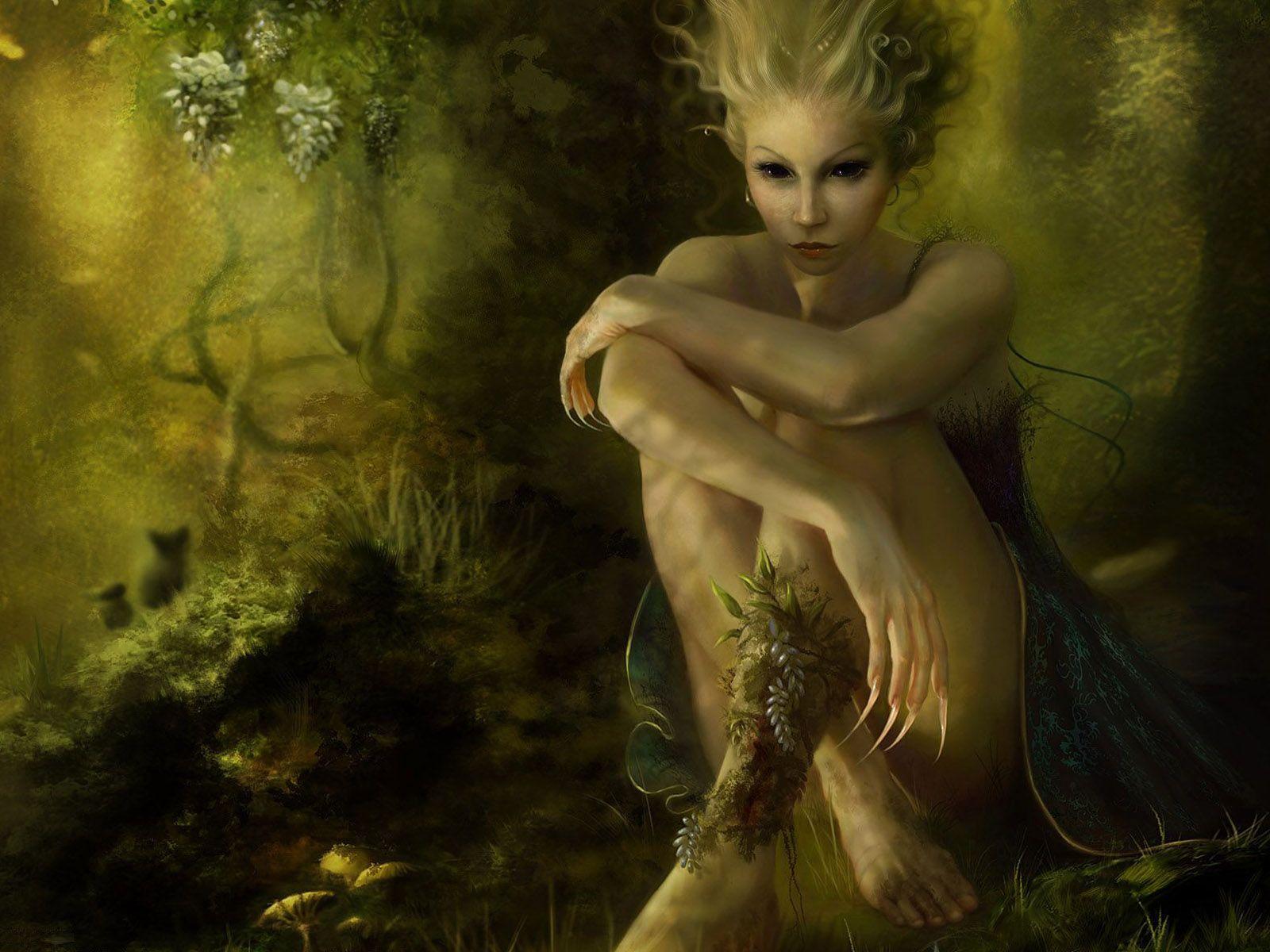 elves Wallpaper   Love You, Earth!: Elf Fantasy World (Elves)