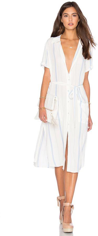 L'Academie x REVOLVE The Shirt Dress