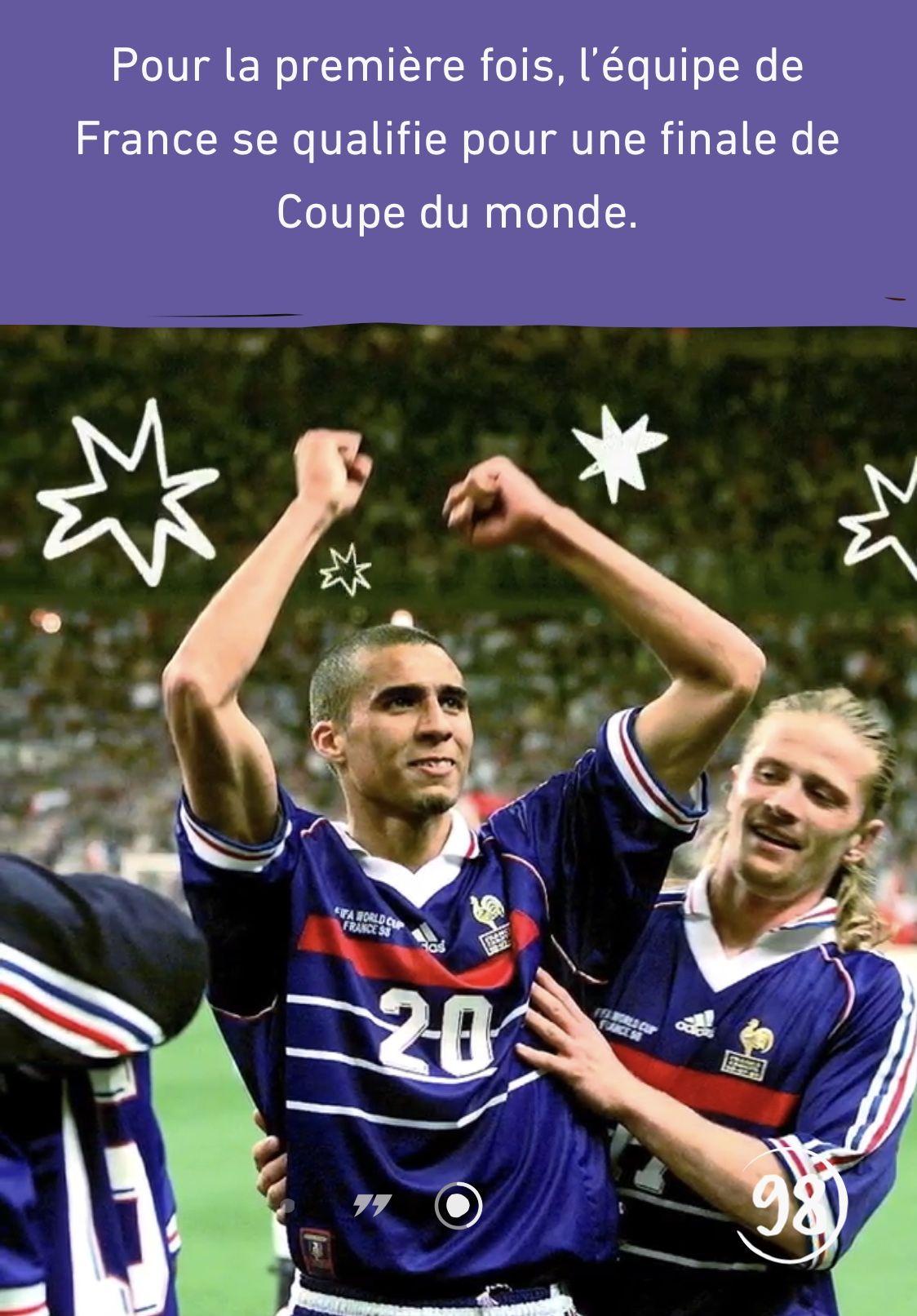france 21 croatia en 2020 Équipe de france, Coupe du