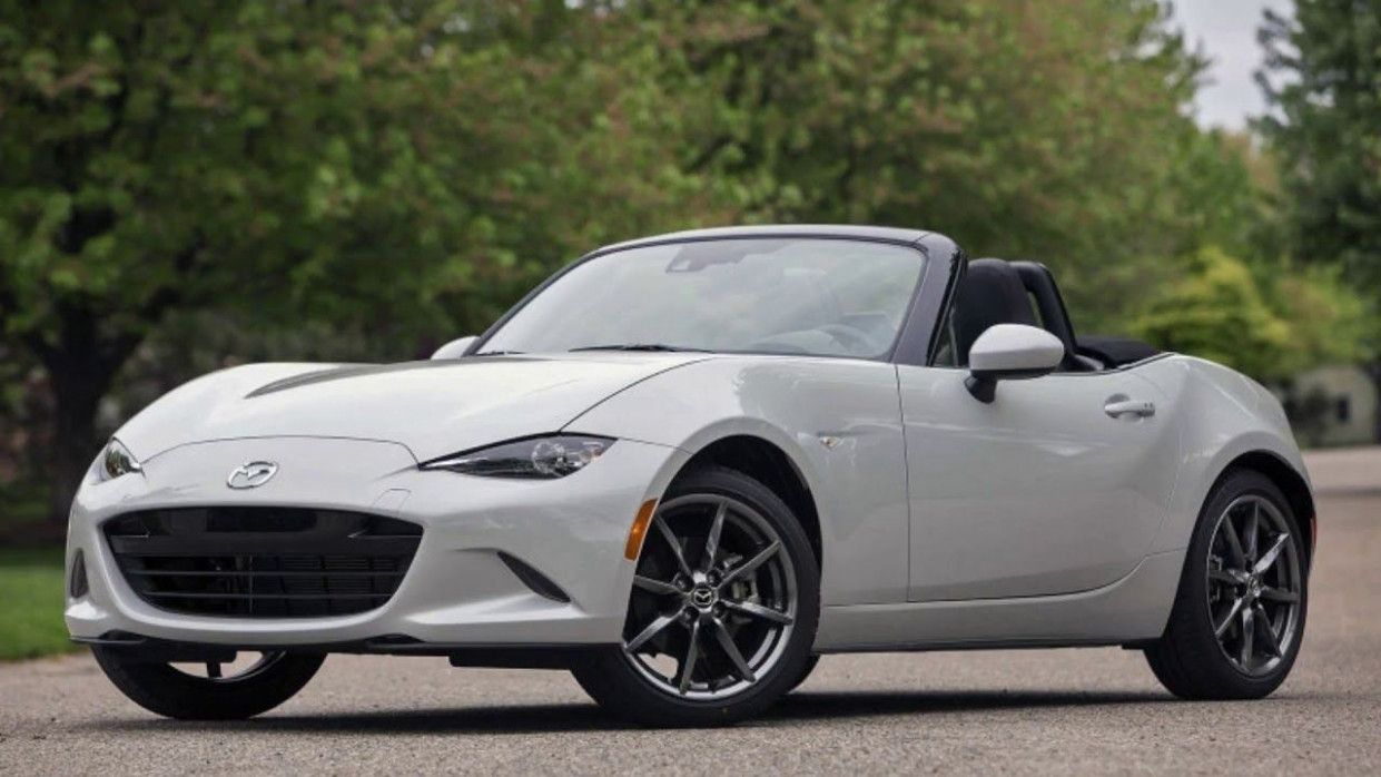 2020 Mazda Mx5 Miata Sport Picture in 2020 (With images