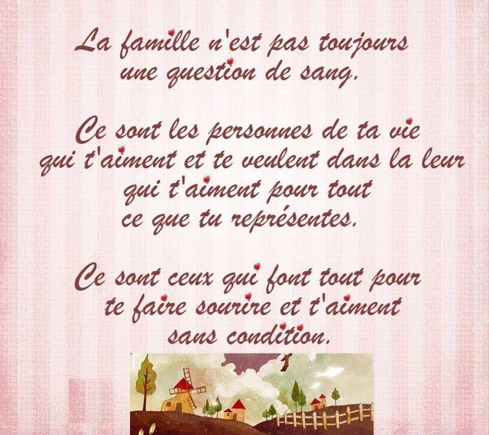 épinglé Par Maguy Fontaine Sur Citations Citation Famille