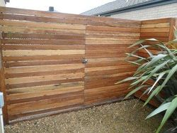 Love The Spotted Gum Spotted Gum Double Gate In Mernda