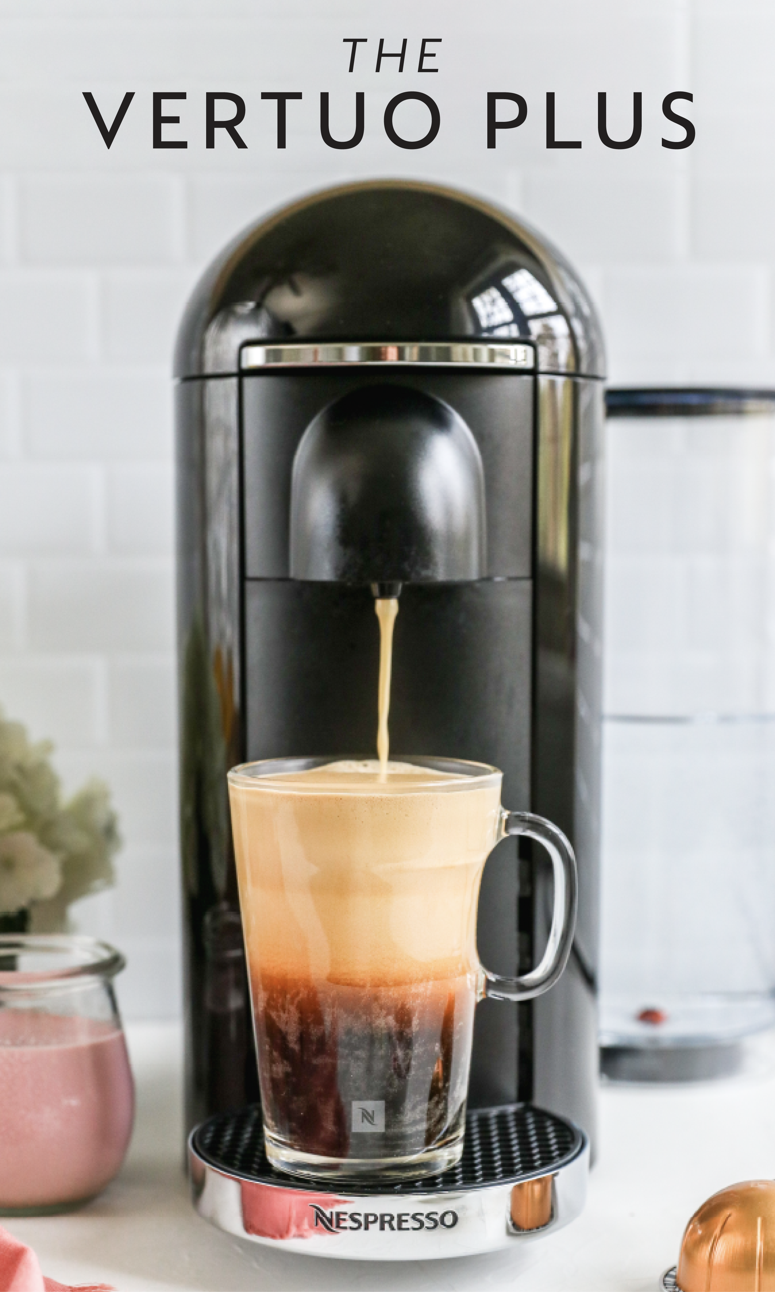 A Must Have Kitchen Accessory For Every Coffee Connoisseur The Vertuo Plus Coffee Machine Allows You To Create De Nespresso Percolator Coffee Buy Coffee Beans